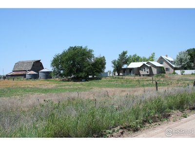 Brush Single Family Home For Sale: 4960 County Road 34