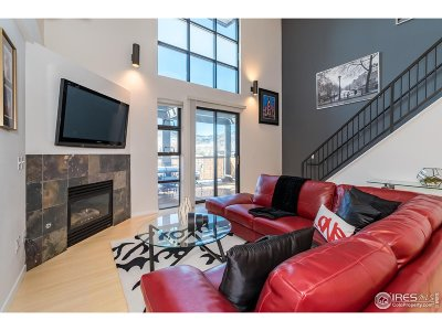 Boulder Condo/Townhouse For Sale: 4520 Broadway St #208