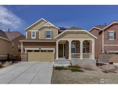 Arvada Single Family Home For Sale: 18239 W 85th Dr