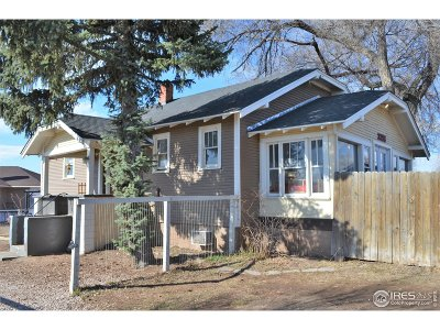 Loveland Single Family Home Active-Backup: 3216 W Eisenhower Blvd