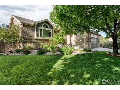 Loveland Single Family Home For Sale: 1558 Platte Ct