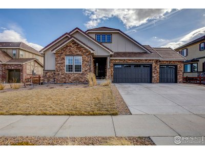 Arvada Single Family Home For Sale: 16910 W 95th Pl