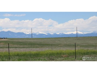 Fort Lupton Residential Lots & Land For Sale: 17069 County Road 22 - Lot A