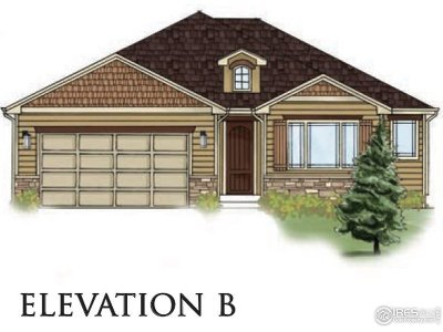 Wiggins Single Family Home Active-Backup: 1219 Bison Way