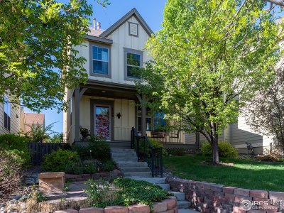 Lafayette Single Family Home For Sale: 1508 Harvest Dr