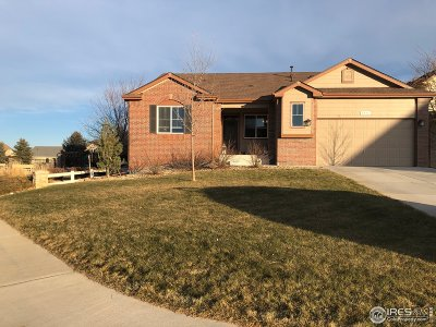 Frederick Single Family Home For Sale: 5531 Palomino Way