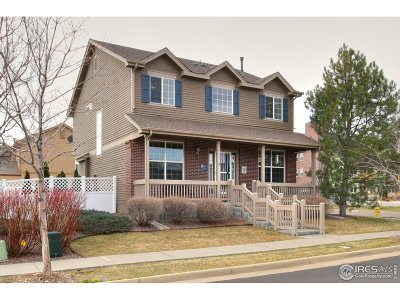 Broomfield Single Family Home For Sale: 3552 W 125th Dr