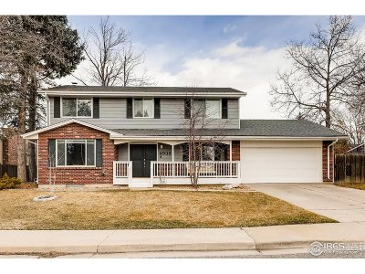 Boulder Single Family Home For Sale: 4938 Cornwall Dr