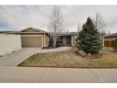 Severance Single Family Home For Sale: 518 Prairie Clover Way
