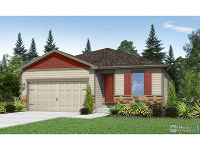 Frederick Single Family Home For Sale: 7009 Shavano Cir