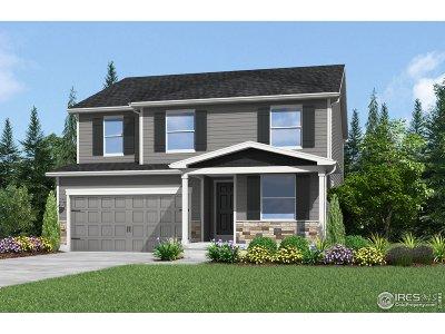 Frederick Single Family Home For Sale: 7140 Shavano Cir