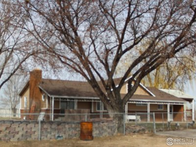 Fort Morgan Single Family Home For Sale: 14473 County Road R