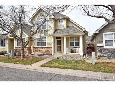 Single Family Home For Sale: 606 Prouty Ct