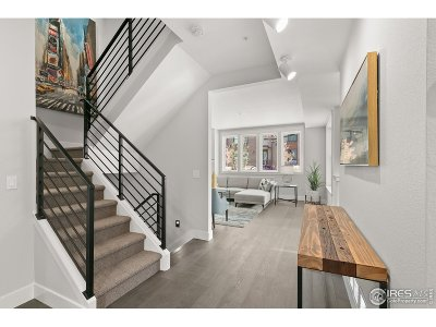 Golden Condo/Townhouse For Sale: 807 8th St