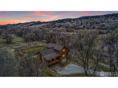 Loveland Single Family Home For Sale: 9408 Buckhorn Rd