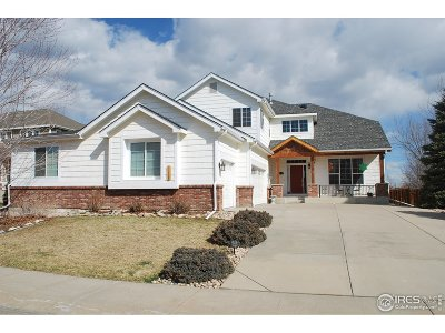 Fort Collins Single Family Home For Sale: 1338 Forrestal Dr