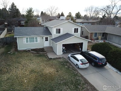 Greeley Single Family Home For Sale: 2513 28th Ave