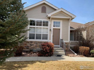 Longmont Condo/Townhouse For Sale: 1625 Metropolitan Dr #C