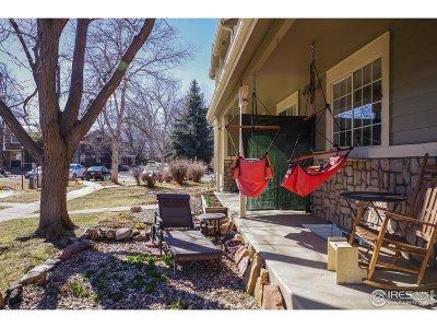 Boulder Condo/Townhouse For Sale: 3853 Paseo Del Prado