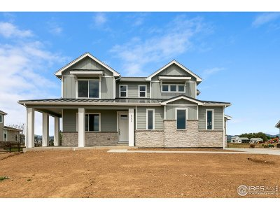 Berthoud Single Family Home For Sale: 522 Talons Reach Run