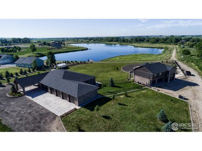 Weld County Single Family Home For Sale: 7008 County Road 54
