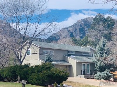 Boulder CO Single Family Home For Sale: $1,700,000