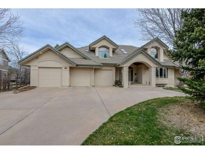 Longmont Single Family Home For Sale: 5014 Fox Hill Dr