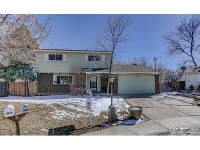 Longmont Single Family Home For Sale: 1648 Gillette Ct