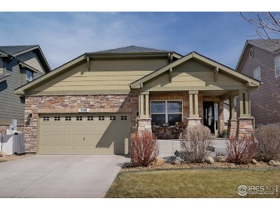 Longmont Single Family Home For Sale: 208 Olympia Ave