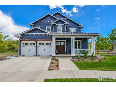 Fort Collins Single Family Home For Sale: 708 Harts Gardens Ln