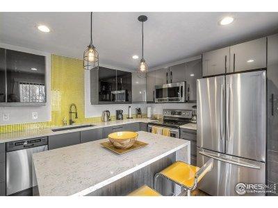 Boulder Condo/Townhouse For Sale: 3287 Cripple Creek Trl