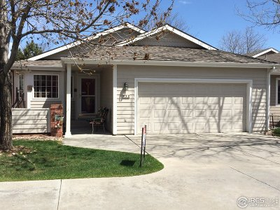 Fort Collins Single Family Home For Sale: 900 Arbor Ave #32