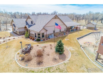 Kersey Single Family Home For Sale: 26500 County Road 388