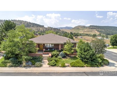 Fort Collins Single Family Home For Sale: 4201 Rockview Ct