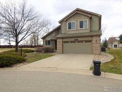 Loveland Single Family Home For Sale: 2763 Lynn Ct