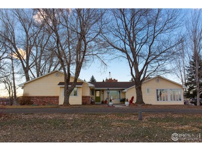 Longmont Single Family Home For Sale: 9265 Ogallala Rd