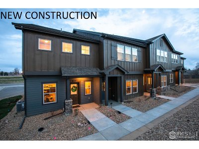Berthoud Condo/Townhouse For Sale: 861 Winding Brook Dr