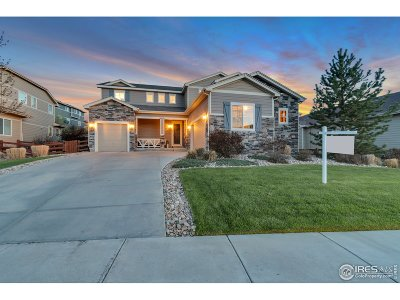 Broomfield Single Family Home For Sale: 14818 Falcon Dr