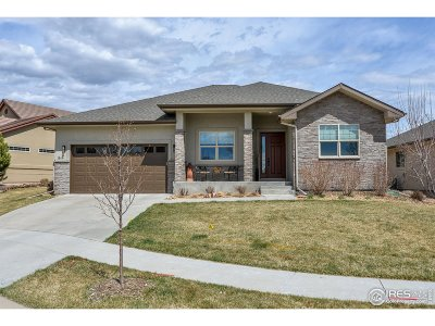 Fort Collins Single Family Home For Sale: 1614 Beamreach Pl