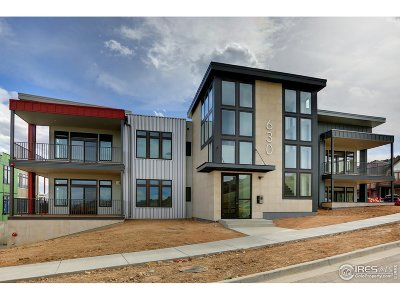 Boulder Condo/Townhouse Active-Backup: 630 Terrace Ave #C
