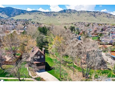 Boulder Single Family Home For Sale: 4165 15th St