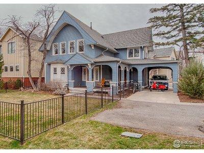 Boulder Condo/Townhouse For Sale: 2044 Walnut St #B