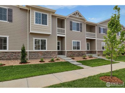 Longmont Condo/Townhouse For Sale: 1566 Sepia Ave