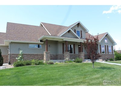 Loveland Single Family Home For Sale: 5402 Standing Cloud Dr