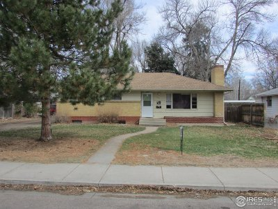 Fort Collins Multi Family Home For Sale: 616 E Laurel St