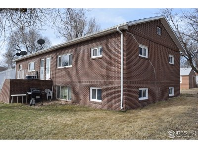 Johnstown Multi Family Home For Sale: 120 S Columbine Ave