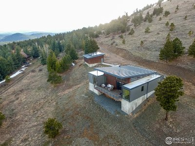 Boulder Single Family Home For Sale: 198 Sugarloaf Mountain Rd