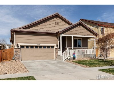 Commerce City Single Family Home For Sale: 9781 Mobile St