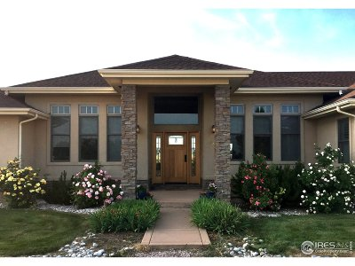 Berthoud Single Family Home For Sale: 4260 Estate Dr
