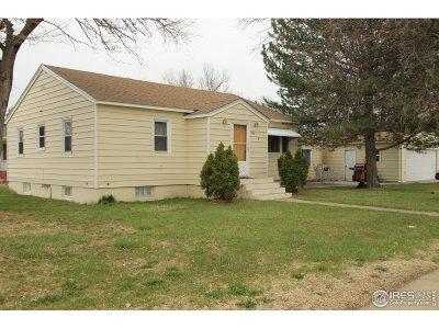 Brush Single Family Home For Sale: 823 Everett St